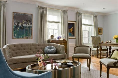 canape cuir bleu ciel décoration salon taupe gris