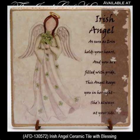 irish angel ceramic tile irish blessing irish gifts