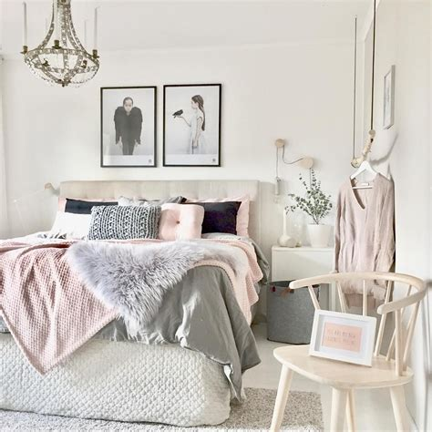 Htons Bedroom Inspiration by Blush And Grey Home Decor Bedroom Decor Bedroom