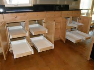 Kitchen Cabinets With Drawers That Roll Out by Closets For Life Kitchen Cupboard Makeover Pull Out Shelves
