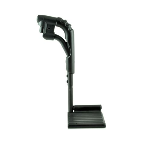 left swing away leg rest assembly for jazzy jet and