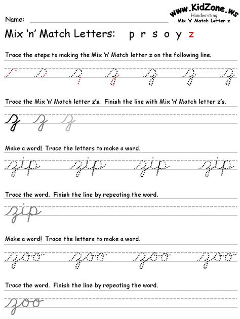 Best 25+ Cursive Writing Worksheets Ideas On Pinterest  Learn Cursive Writing, Cursive