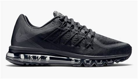kicks deals official website nike air max 2015 quot triple black quot kicks deals official website