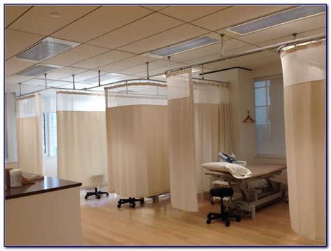 hospital curtain track drop ceiling curtain home