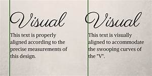 Design Principles: Alignment | The Paper Blog
