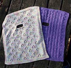 Car Seat Size Chart Ravelry Two Infant Car Seat Blankets To Knit Pattern By