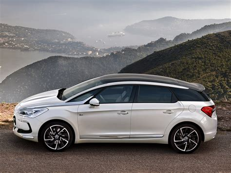 nissan rio new ds5 from citroen will get new badge better equipment