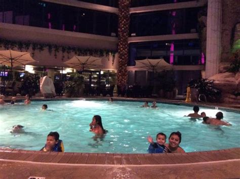 Outdoor Pool And Sundeck  Picture Of Atlantis Casino