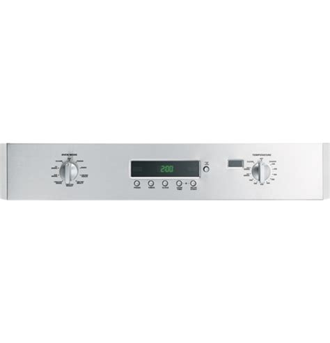 zetplss ge monogram  professional electronic convection single wall oven monogram
