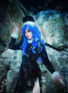 Juvia Loxar cosplay by Kawaielli on DeviantArt