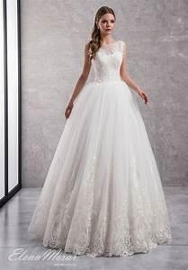 Robe Mariage Dentelle : robe de mariage princesse tulle et dentelle liza ~ Mglfilm.com Idées de Décoration