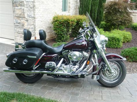 2005 Harley Davidson Road King For Sale by 2005 Harley Davidson Road King Classic For Sale On 2040 Motos