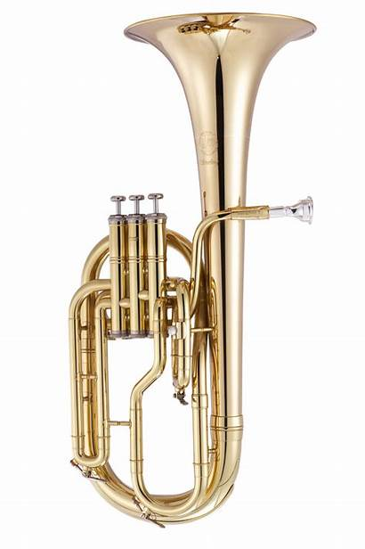 Tenor Horn Instruments Sterling Packer John Brass