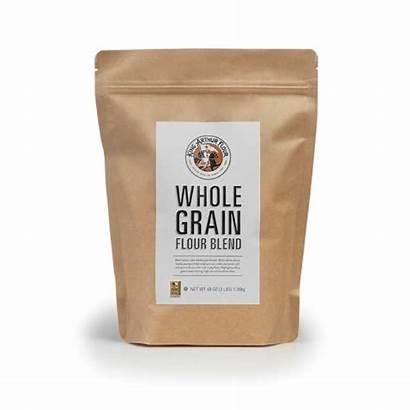 Flour Grain Whole Blend Arthur King Lb