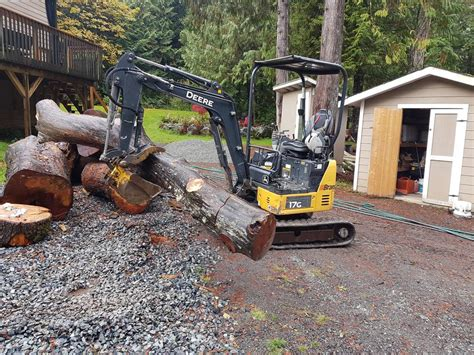 john deere  mini excavator sooke victoria