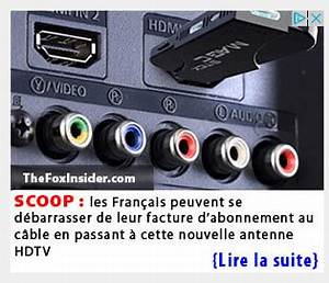 Antenne Tv Fox France : nouveau type de publicit frauduleuse pour vendre une ~ Dailycaller-alerts.com Idées de Décoration