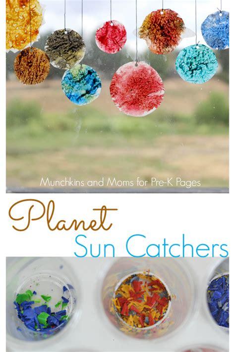 planet sun catchers pre k pages 385 | planets 8