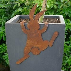 Decoration Jardin Metal : deco jardin metal decoration pour jardin maisondours ~ Teatrodelosmanantiales.com Idées de Décoration