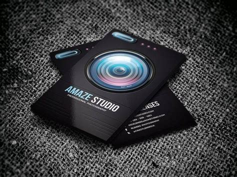 studio business card templates word psd