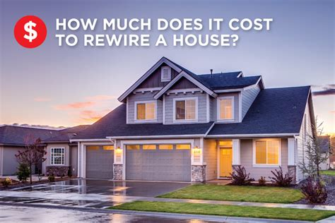 how to rewire a l how much does it cost to rewire a house 28 images how