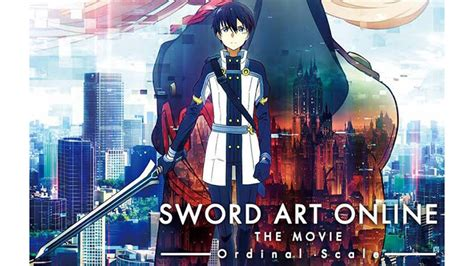 Sword Art Online: Ordinal Scale is the top selling anime