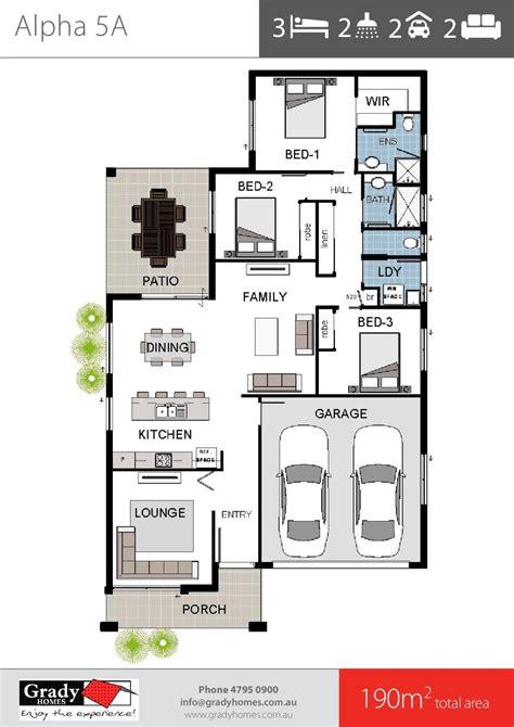 house floor plan builder 12 popular floor plans of 2018 grady homes townsville