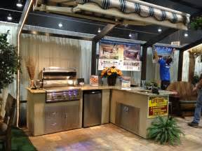 luxury kitchen island designs outdoor kitchens portfolio lifetime enclosures