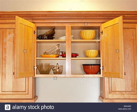 Kitchen Cupboards Open Stock Photos & Kitchen Cupboards