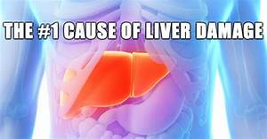 Beware Of The  1 Cause Of Acute Liver Damage