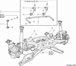 Mazda Cx-5 Service  U0026 Repair Manual - Rear Stabilizer Removal  Installation  Awd