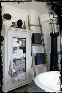 Holz Für Badezimmer : handtuchleiter aus holz f r ihr badezimmer zuk nftige projekte ~ Frokenaadalensverden.com Haus und Dekorationen