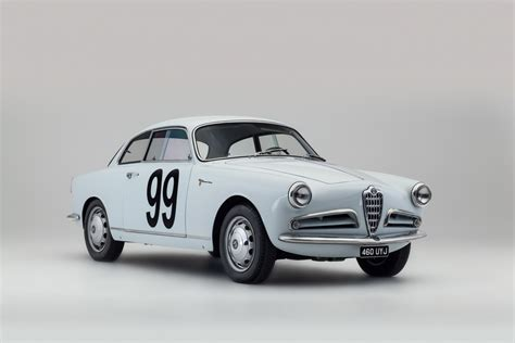 Alfa Romeo Sprint Veloce by Alfa Romeo Giulietta Sprint Veloce Alleggerita Sold