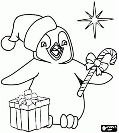 christmas happy feet coloring page christmas coloring