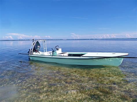 Ankona Flats Boats by Skinnyskiff Reviews And Discussions For Shallow Water