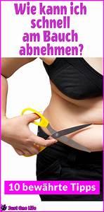 Wie Kann Ich Schnell Am Bauch Abnehmen 10 Bewhrte Tipps