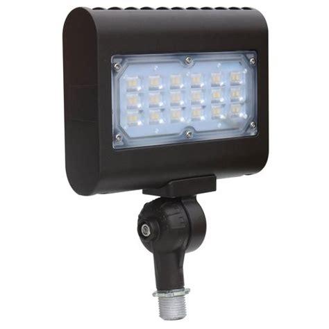 brightstar 83263 15w mini led flood light 4000k