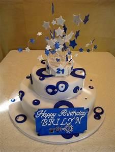 21st Birthday Cake Ideas For Guys - A Birthday Cake