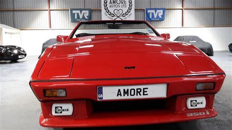 Tvr 350i Wedge, V8, Tasmin (1988)