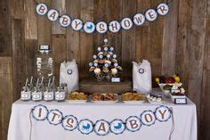 brown and baby blue baby shower decorations 1000 images about blue and brown baby shower on