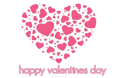 Happy Valentine Heart - Cliparts.co