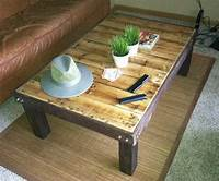 build a coffee table 18 DIY Pallet Coffee Tables | Guide Patterns