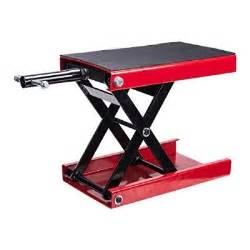 dirt bike stand scissor lift outlet