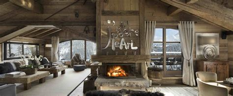 chalet pearl ski courchevel  france ultimate luxury