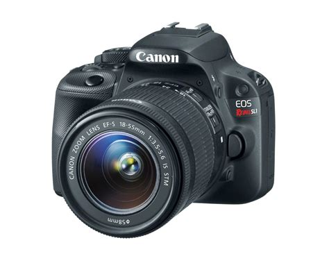Canon Slr The Best Shopping For You Canon Eos Rebel Sl1 18 Mp Cmos
