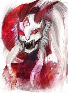 Blood Moon Kalista by skyesakura on DeviantArt