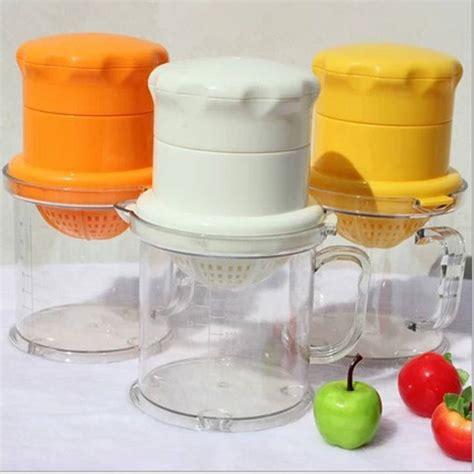 juicer fruit squeezer silvercrest mini blender manual machine mixer travel juice citrus lemon household randomly lime maker press