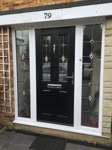 Upvc Entrance Doors, Glass Front Doors Woking, Surrey