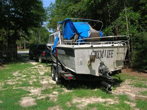 Old Boat Forum by Identify This Old Aluminum Boat The Hull Truth