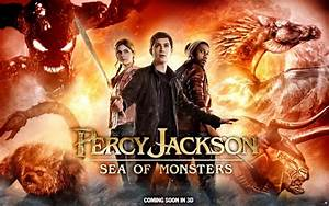 Movie Review Percy Jackson Sea Of Monsters Electric