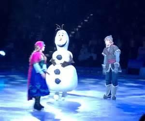 Frozen Disney On Ice 2015